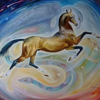 Художник Алексей Глухарёв - фото 136-200x200, главная Фото , конный журнал EquiLIfe