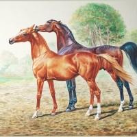 Художник Алексей Глухарёв - фото 223415649-200x200, главная Фото , конный журнал EquiLIfe