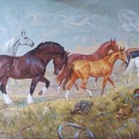 Художник Алексей Глухарёв - фото 2327121431-200x200, главная Фото , конный журнал EquiLIfe