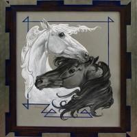 Художник Алексей Глухарёв - фото 419286711-200x200, главная Фото , конный журнал EquiLIfe