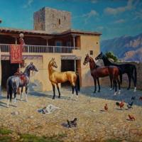 Художник Алексей Глухарёв - фото 58055101-200x200, главная Фото , конный журнал EquiLIfe