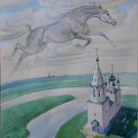 Художник Алексей Глухарёв - фото 840912293-200x200, главная Фото , конный журнал EquiLIfe