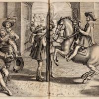 Антуан де Плювинель де ла Бом (1555—1620) - фото Pluvinel10-200x200, главная Конные истории Фото , конный журнал EquiLIfe