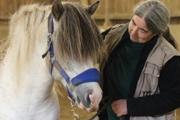 Интервью с Александрой Курланд (Alexandra Kurland) - пионером использования кликер-метода в тренинге лошадей - фото Alex-Kurland, главная Интервью Тренинг , конный журнал EquiLIfe