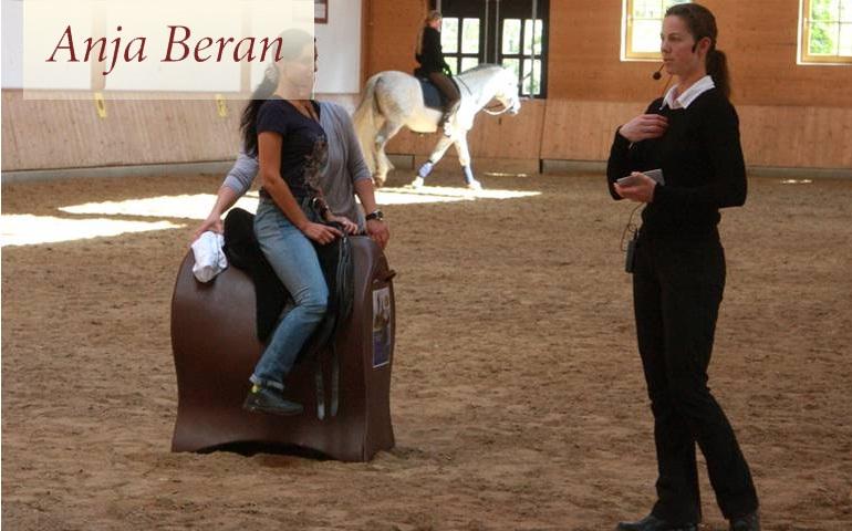 Как попасть на семинар Ани Беран (интервью с участником) - фото 1, главная Разное , конный журнал EquiLIfe