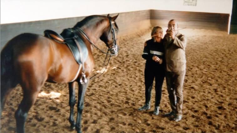 Cеминар классической выездки с Helen Arianoff - фото 5e1_VhFo1vs, главная Новости Тренинг , конный журнал EquiLIfe