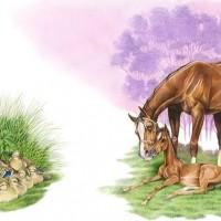 Иллюстратор Александр Николаевич Сичкарь - фото iлдло-200x200, главная Фото , конный журнал EquiLIfe