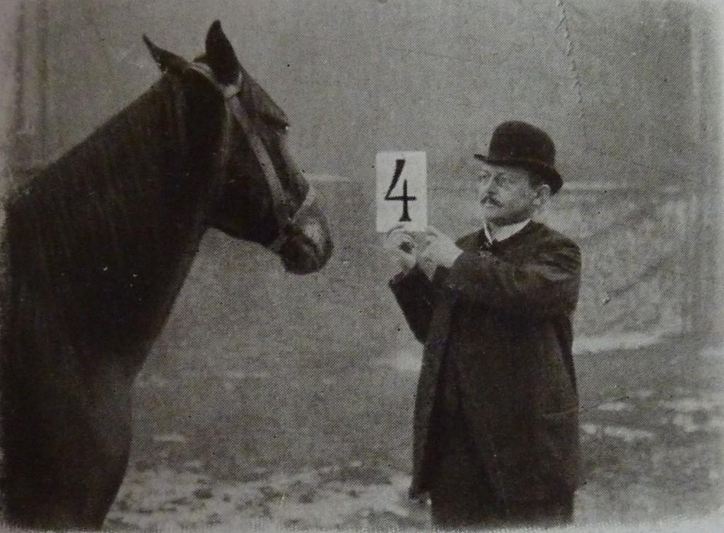 Умные лошади Карла Кралля - фото Schoeller_Elberfeld-1024x755, главная Разное , конный журнал EquiLIfe