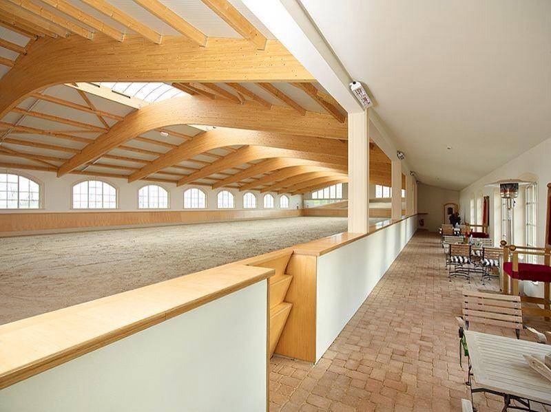 Площадки для работы лошадей - фото 1382159_545929035481912_1969777492_n, главная Содержание лошади Тренинг , конный журнал EquiLIfe