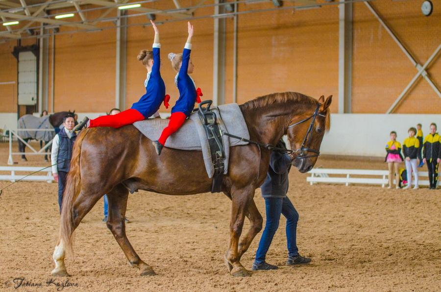 Порхая между небом и землей - фото 7Dw5P-RM5pI, главная Новости Разное , конный журнал EquiLIfe