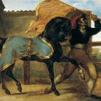 Теодор Жерико - фото 104gerif-200x200, главная Интересное о лошади Разное , конный журнал EquiLIfe