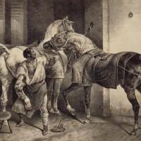 Теодор Жерико - фото Theodore-Gericault-843722-200x200, главная Интересное о лошади Разное , конный журнал EquiLIfe