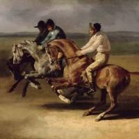 Теодор Жерико - фото course_de_chevaux_montees50832_6-200x200, главная Интересное о лошади Разное , конный журнал EquiLIfe