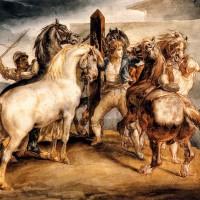 Теодор Жерико - фото e3e0bb547321da4f77d44a8ca52cb49a-200x200, главная Интересное о лошади Разное , конный журнал EquiLIfe