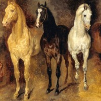 Теодор Жерико - фото horses-200x200, главная Интересное о лошади Разное , конный журнал EquiLIfe