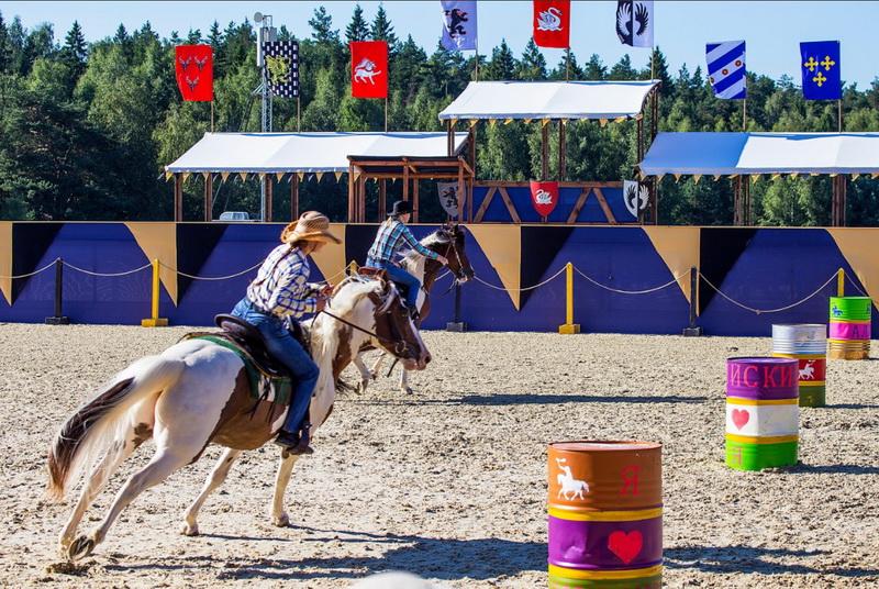 Международный конный Фестиваль «Иваново поле» - фото 12, главная Новости События , конный журнал EquiLIfe