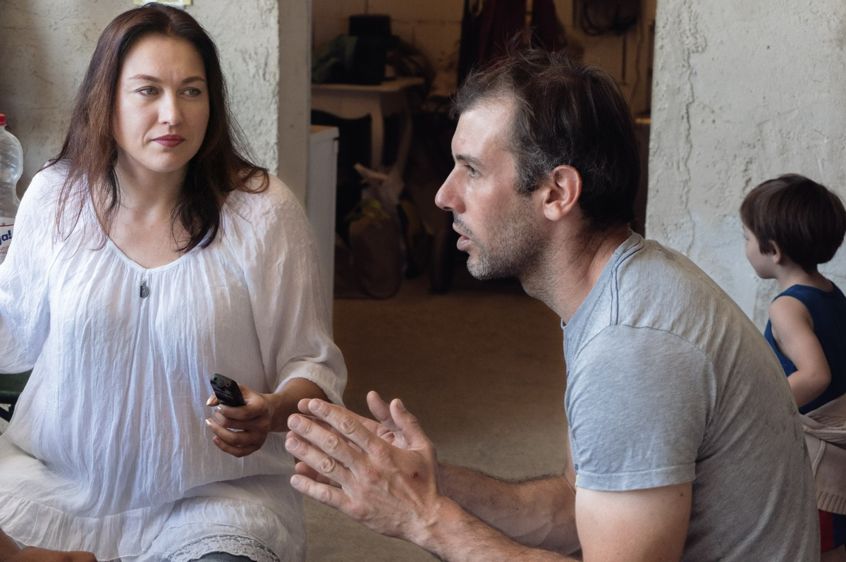 Интервью с каскадером шоу Люраши - Yann Vaille - фото DSC03228-копия, главная Интервью , конный журнал EquiLIfe