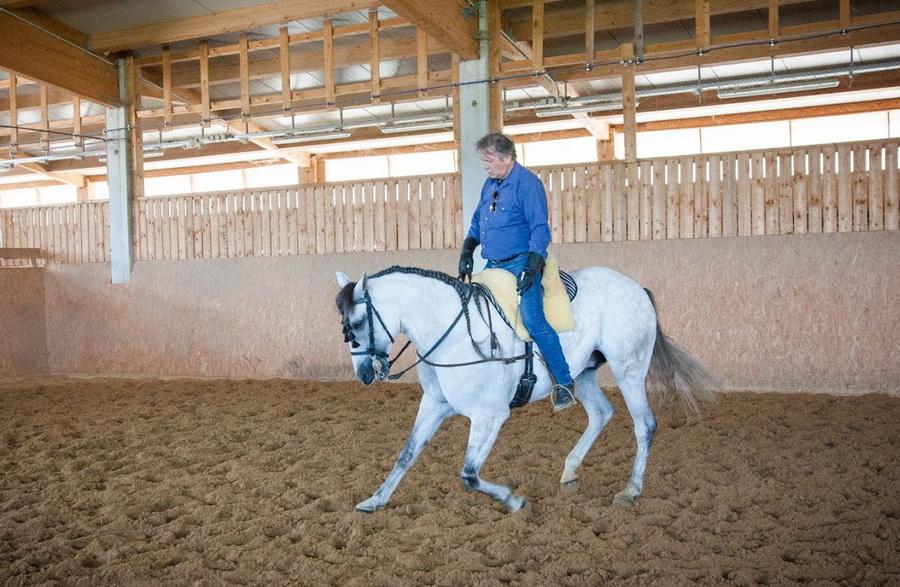 ИНТЕРВЬЮ с Клеменс Февр: Я свободна, я делаю что хочу! - фото IMG_0516, главная Интервью События , конный журнал EquiLIfe