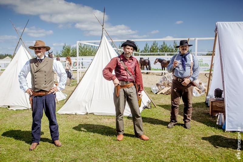 Международный конный Фестиваль «Иваново поле» - фото Xuj3U1LnoHM, главная Новости События , конный журнал EquiLIfe