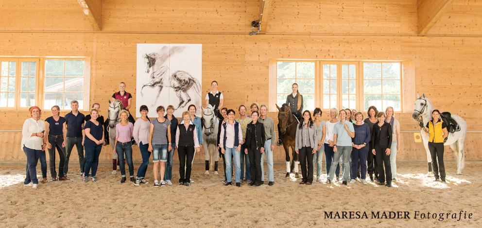 Международный WORKSHOP 2019 от Ани Беран и Сказочная Бавария - фото beran-workshop-2017-1a, , конный журнал EquiLIfe