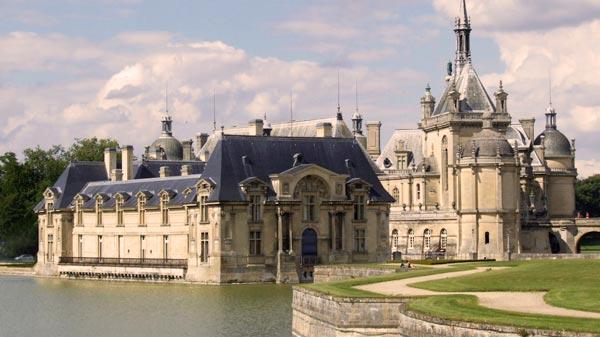 Салон дю Шеваль 2018 и Париж - фото musee-conde-chateau-50c85a992ce79, , конный журнал EquiLIfe