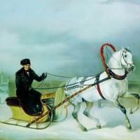 Художник-анималист Николай Егорович Сверчков  - фото 1140775212-200x200, главная Фото , конный журнал EquiLIfe