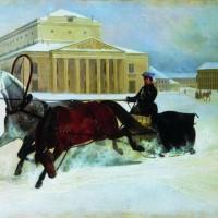 Художник-анималист Николай Егорович Сверчков  - фото 1207973277-200x200, главная Фото , конный журнал EquiLIfe