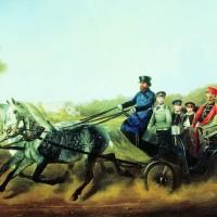 Художник-анималист Николай Егорович Сверчков  - фото 194000045-200x200, главная Фото , конный журнал EquiLIfe