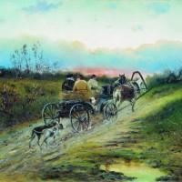 Художник-анималист Николай Егорович Сверчков  - фото 1953462753-200x200, главная Фото , конный журнал EquiLIfe