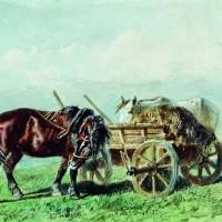 Художник-анималист Николай Егорович Сверчков  - фото 462390085-200x200, главная Фото , конный журнал EquiLIfe