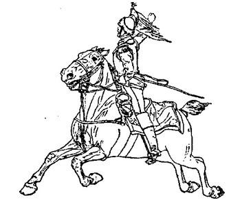 Ошибки в конной живописи. Часть 2.  - фото a3bdQjg6PjA1, главная Книги о лошадях , конный журнал EquiLIfe