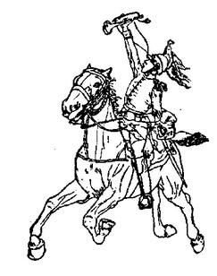 Ошибки в конной живописи. Часть 2.  - фото t5vqRZqFLQ-21, главная Книги о лошадях , конный журнал EquiLIfe