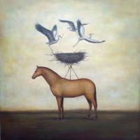 Вьетнамский художник Дуй Гун (Duy Huynh)  - фото 18580606_1622856271060532_3873358338263613440_n-200x200, главная Фото , конный журнал EquiLIfe