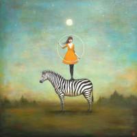 Вьетнамский художник Дуй Гун (Duy Huynh)  - фото 780b4d74d2045d60d5b9ae16b86ae51a-200x200, главная Фото , конный журнал EquiLIfe