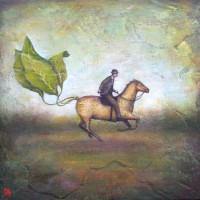 Вьетнамский художник Дуй Гун (Duy Huynh)  - фото c14ea6433ed3f7744c0a7ad91a470d99-200x200, главная Фото , конный журнал EquiLIfe