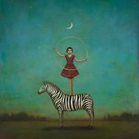 Вьетнамский художник Дуй Гун (Duy Huynh)  - фото e7848153715ef9a9458914d39517fcc5-whimsical-art-canvas-paintings-200x200, главная Фото , конный журнал EquiLIfe
