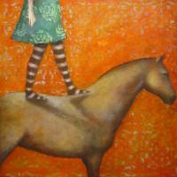 Вьетнамский художник Дуй Гун (Duy Huynh)  - фото vl2_fSJnZ84PkZzKcV607Q-article-200x200, главная Фото , конный журнал EquiLIfe