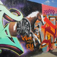 Уличный художник Cee Pil - фото 10446175_10152545924508389_194566496415532503_o-200x200, главная Фото , конный журнал EquiLIfe