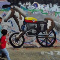 Уличный художник Cee Pil - фото 10551716_10153677297338389_1279479294334022155_o-200x200, главная Фото , конный журнал EquiLIfe