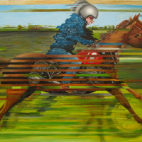 Уличный художник Cee Pil - фото 27625192_10156016384523389_8650646723119180520_o-200x200, главная Фото , конный журнал EquiLIfe