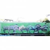 Уличный художник Cee Pil - фото 39386960_10156511902048389_1313514704080994304_n-200x200, главная Фото , конный журнал EquiLIfe