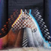 Уличный художник Cee Pil - фото 49418608_2250109468610638_4237983456623067136_n-200x200, главная Фото , конный журнал EquiLIfe