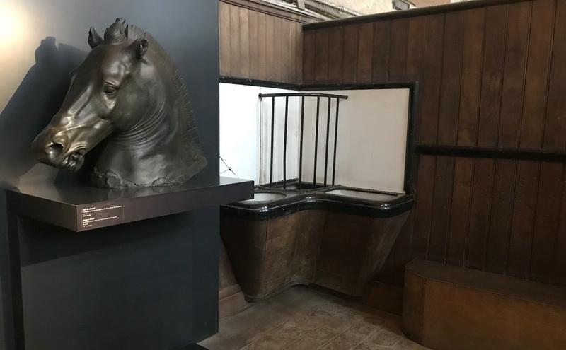Grandes Écuries - Живой Музей Лошади - фото IMG_7343, главная Конные истории Конюшня События Фото , конный журнал EquiLIfe