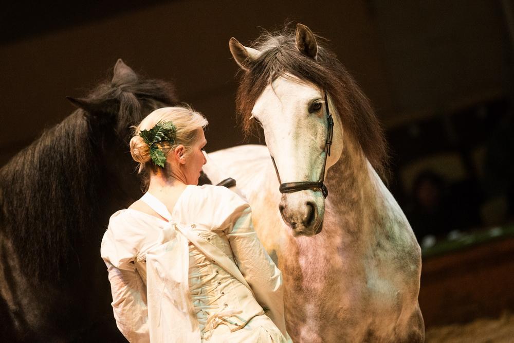 Интервью с Sophie Bienaimé, директором Больших конюшен замка Шантийи - фото Nature_Couturière_©RBPresse-S.Rispail00037, главная Интервью , конный журнал EquiLIfe