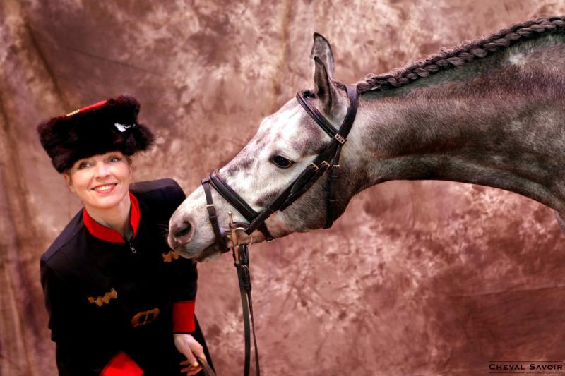 Интервью с Sophie Bienaimé, директором Больших конюшен замка Шантийи - фото interview-sophie-bienaime-chevaux-psychotherapie-1, главная Интервью , конный журнал EquiLIfe