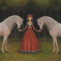 Мальвина де Браде (Malwina de Brade) - художница из Польши - фото 42656796_1952602071428496_2025461943493459968_o-200x200, главная Фото , конный журнал EquiLIfe