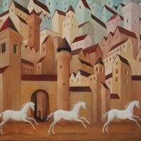 Мальвина де Браде (Malwina de Brade) - художница из Польши - фото 48426714_2061109207244448_4980720504831737856_n-200x200, главная Фото , конный журнал EquiLIfe