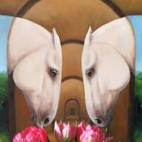 Мальвина де Браде (Malwina de Brade) - художница из Польши - фото 54255124_2195893800432654_2840824792733450240_n-200x200, главная Фото , конный журнал EquiLIfe