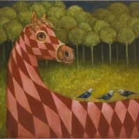 Мальвина де Браде (Malwina de Brade) - художница из Польши - фото 95c64463e82f5a56272e48e483a65ac9-200x200, главная Фото , конный журнал EquiLIfe
