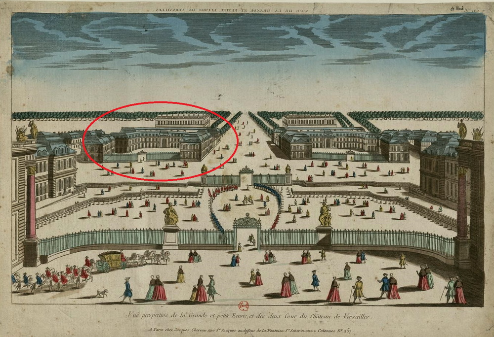 La Grande Écurie - Большие Конюшни в Версале - фото Grande-écurie-du-Roi, Recommendation Конные истории , конный журнал EquiLIfe
